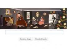 Google e il 184° della nascita di Louisa May Alcott