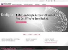 Check Point, violato un milione di account Google