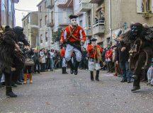 Il Carnevale di Sardegna con Pietro Mereu sbarca in America. Ph credit Sara Muggittu