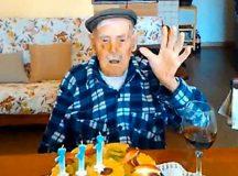 E' sardo l'uomo più vecchio d'Italia: ha 111 anni